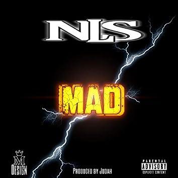 Mad (feat. CarlitoDaBoy, Mini Man, REK & Judah87)