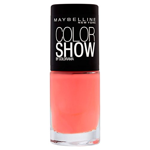 Maybelline Color Show Nagellack - 7 ml, 352 Downtown Red.