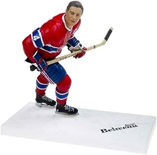 McFarlane Toys NHL Sports Picks Legends Series 2 Action Figure Jean Beliveau (Montreal Canadiens)