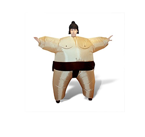 Thumbs Up - Costume da Sumo Gonfiabile