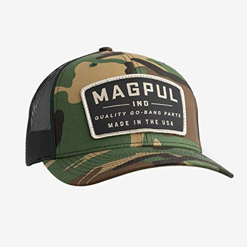 Magpul Trucker Hat Snap Back Gorra de béisbol Gorra de béisbol, Hombre,...