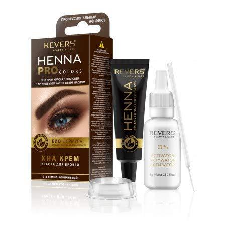 Augenbrauenfarbe Augenbrauenfarbstoff Augenbrauentönung kit