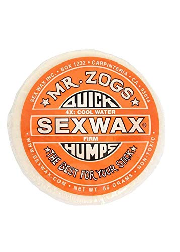 SEX WAX PARAFINA 4X FIRM MID COLD TO WARM NARANJA