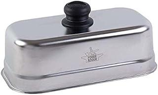 Forge Adour - Cuiseur inox rectangulaire pour plancha