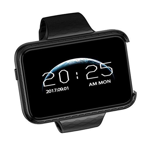 Bluetooth Smart Horloge Met Camera, Touchscreen Smart Polshorloge Met Sim Card Slot, Grote Kleur Scherm Student Volwassen Waterdichte Telefoon Horloge, Android