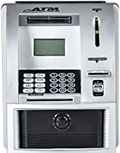 Rhode Island Novelty My Personal ATM Money / Coin Bank Machine with Digital Display