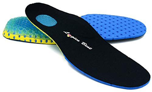 Pain Relief Insoles for Athletes, Shock Absorbing Insert for...