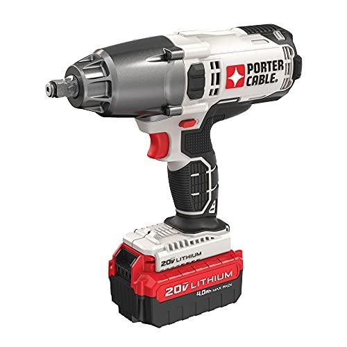 PORTER-CABLE PCC740LA 20V MAX Impact Wrench