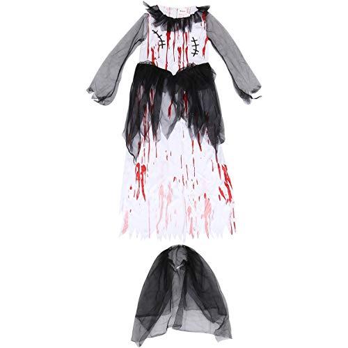 Vestido De Novia Sangrienta