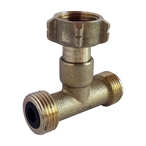 SOMATHERM FOR YOU - B12249 - Détendeur pour bouteille butane 1,3KG/h (M20/150) - écrou bouteille Pour coupler plusieurs bouteilles de butane ou propane