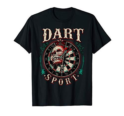 Dart T-Shirt für Dart Spieler - Dart Sport - Team Shirt