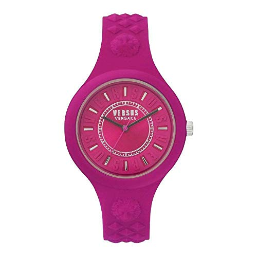 Reloj Versus VSPOQ2318 Fucsia Silicona Mujer