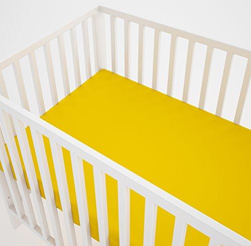 Drap-housse pour bébé 60 x 120 cm