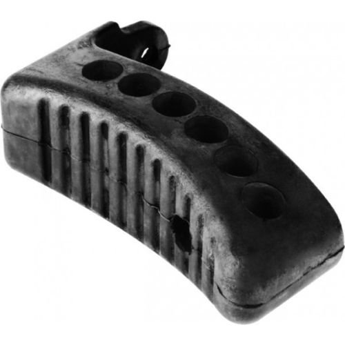 Sniper Mosin Nagant M44 Rifle Rubber Buttpad