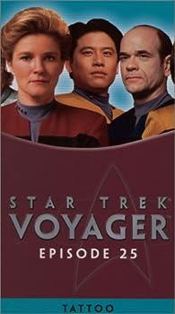 Star Trek - Voyager Episode 25  Tattoo [VHS]