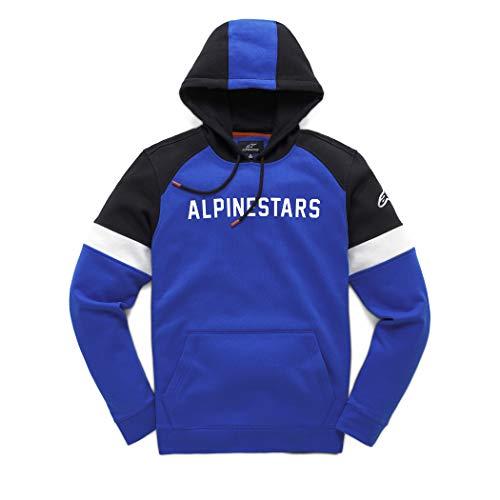 Alpinestars Leader Fleece Sudadera, Azul (Bright Blue 760), Medium para Hombre