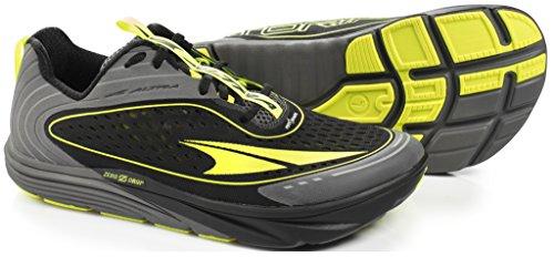 ALTRA Men's AFM1837F Torin 3.5 Running Shoe, Black/Neon - 10 D(M) US
