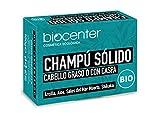 Champú Sólido - cabello graso o con caspa - Biocenter - en