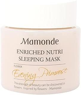 Mamonde Enriched Nutri Sleeping Mask