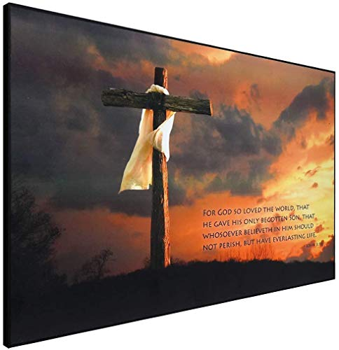 Jesus Picture Framed Wall Decor Jesus Hold My Hands Wall Art for Bedroom Office Framed Ready to Hang