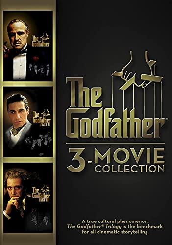 El Padrino 3-Colección de películas (DVD) [Región 1]