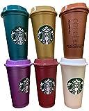 Starbucks Copas calientes reutilizables.