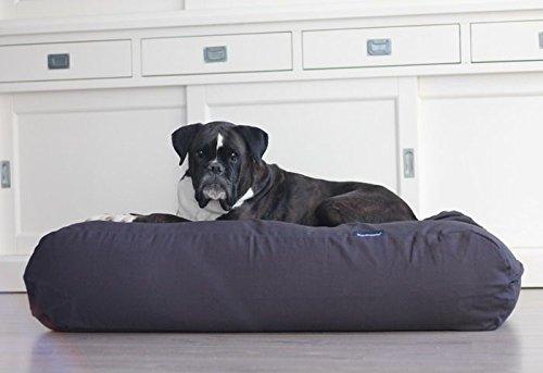 Panier pour chien Anthracite moyen
