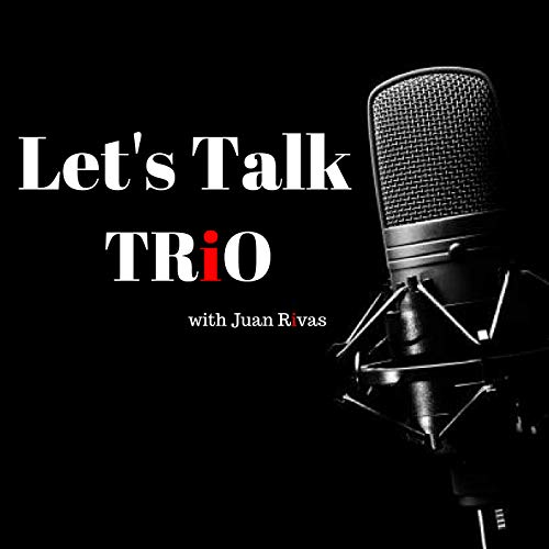 Let's Talk TRIO  By  cover art
