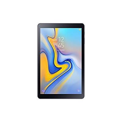 Samsung Galaxy Tab A 10.5 LTE/Wifi (SM-T595NZKADBT) Tablet PC (Snapdragon 450, 3 GB RAM, Android 8.1) Color Negro 1
