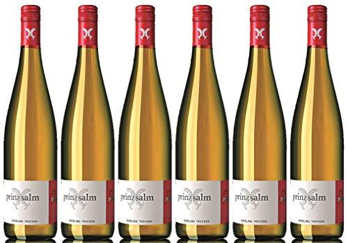 Prinz Salm Riesling 2018 Rheinhessen Wein trocken (6 x 0.75 l)
