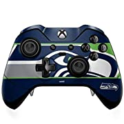 Ultra-Thin, Lightweight Xbox One Elite Controller Vinyl Decal Protection Officially Licensed NFL Design Industry Leading Vivid Color Vinyl Print Technology on your Seattle Seahawks Zone Block skin Scratch - Resistant. Built To Last Everday Xbox One E...