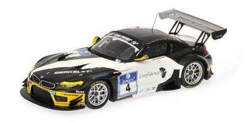 Minichamps 437112904 - 1:43 2011 BMW Z4 GT3 24H ADAC Nurburgring