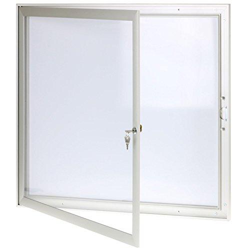 KaufDeinSchild 8xA4 (961x696x23mm) Schaukasten Salvador Innen- und Außenbereich abschließbar Infokasten