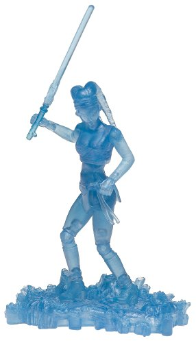 Hasbro Star Wars E3 Basic Figure Hologram Jedi #2