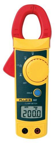 Fluke Corporation 322 AC Clamp Meter