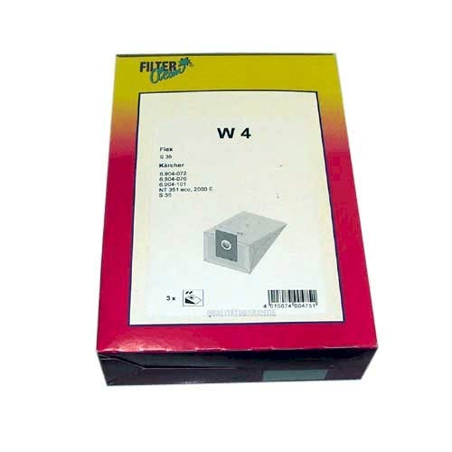 SAC ASPI PAPIER X3 W4 POUR PETIT ELECTROMENAGER - 7838751