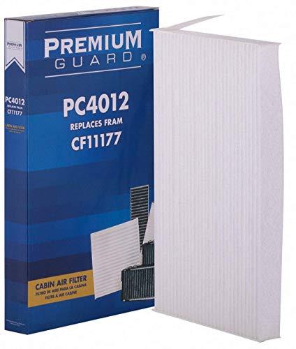 PG Cabin Air Filter PC4012  Fits 2013-19 Nissan Sentra, 2011-17 Juke, 2011-19 Leaf, 2009-14 Cube