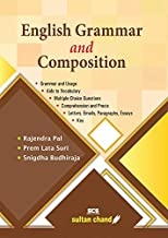 English Grammar and Composition: For Undergraduate Courses and Various Competitive Examinations