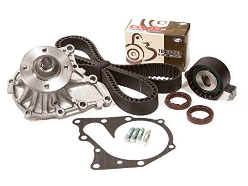 Evergreen TBK126WPT Compatible With Toyota 7MGTE Turbo Timing Belt Kit w/Water Pump