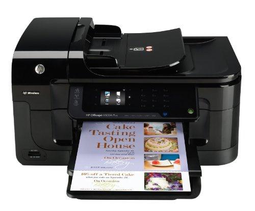 HP Officejet 6500A Multifunktionsgerät (Scanner, Kopierer, Drucker und Fax)