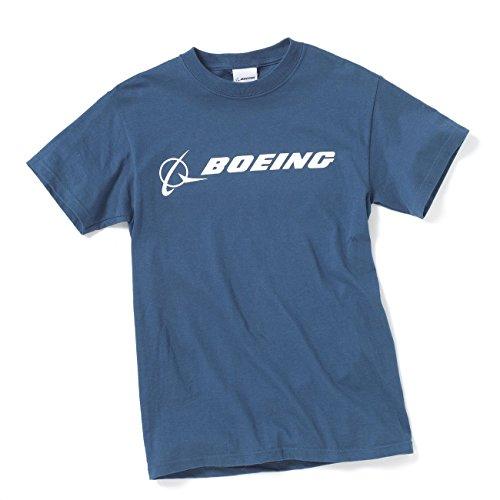 Signature T-Shirt Short Sleeve; COLOR: BLUE DUSK; SIZE: XL