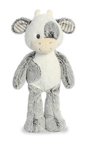 "ebba - Cuddlers - 14"" Cuddler Coby Cow, Black & White"