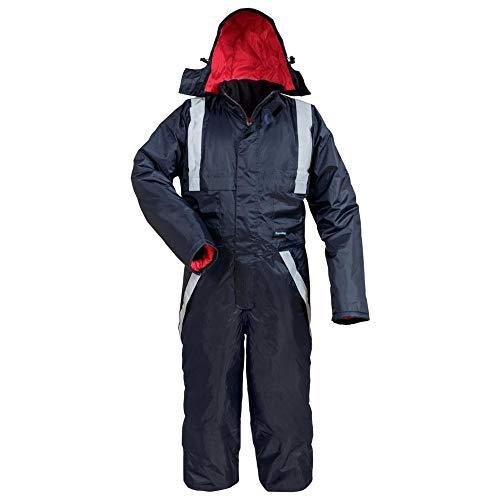 Thermo Overall 2510 Arktis Legendary Anzug Winter Kälte Angelanzug (XL)