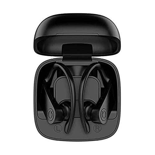 XTZJ Auriculares Bluetooth Auriculares inalámbricos verdaderos con caja de carga IPX7 Impermeable TWS TWS Auriculares estéreo Auriculares de sonido incorporados MIC IN-EUR Auriculares Bajo profundo pa