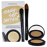 bareMinerals Ready Set Correct Well-rested Cream & Brush, 2 Count