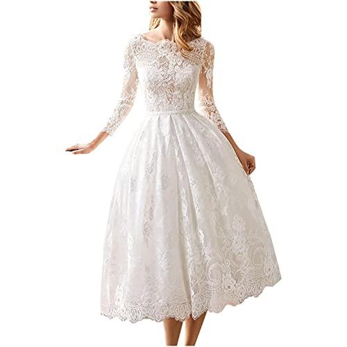 Womens Off Shoulder Wedding Dresses Long Sleeve Mesh Bridal Dresses Evening Maxi Dress Ruffle Sweetheart Bridal Long Gowns