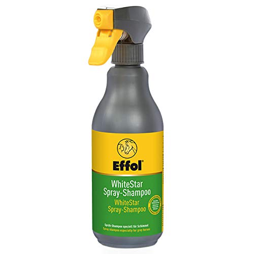 Effol 11356300 White-Star Spray-Shampoo, 500 ml