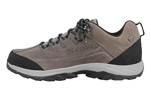 Columbia Herren Terrebonne II Outdry Wanderschuhe , Grau Ti Grey Steel Blue Jay, 44 EU
