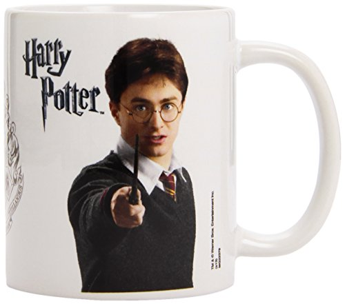 HARRY POTTER MG22379 Mug, 100% céramique, Multicolore, 315ml/11oz