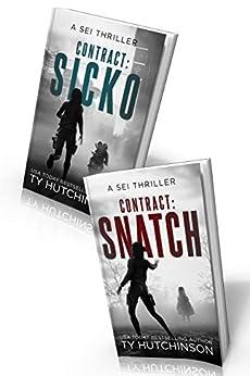 Sei Starter Pack: Books 1-2 (Sei Thriller Series) by [Ty Hutchinson]